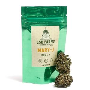 Mary-J CBD Weed