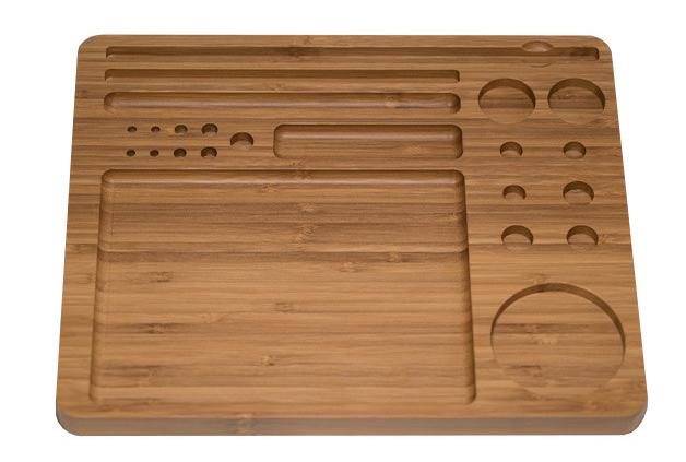Vassoi di bambù