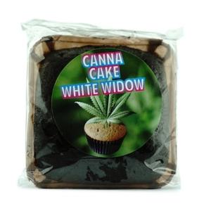 Canapa Cake Brownies White Widow