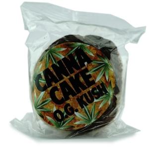 Canapa Cake Chocolate Muffins O.G. Kush
