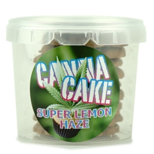 Biscotti Canapa Super Lemon Haze Cookies – Chocolate