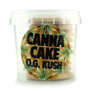 Biscotti Canapa OG Kush Cookies – Vanilla