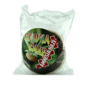 Canapa Cake Chocolate Muffins Amnesia Haze