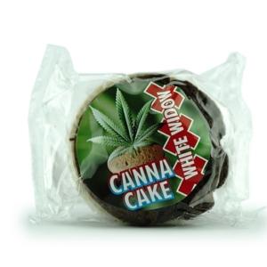 Canapa Cake Chocolate Muffins White Widow