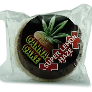 Canapa Cake Chocolate Muffins Super Lemon Haze