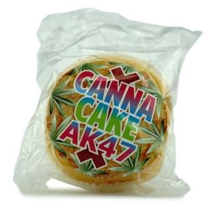 Canapa Cake Vanilla Muffins AK47