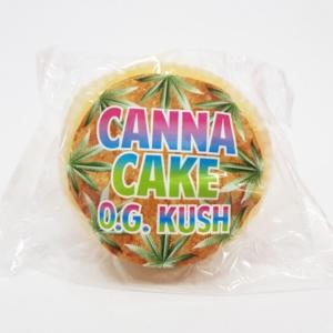Canapa Cake Vanilla Muffins O.G. Kush