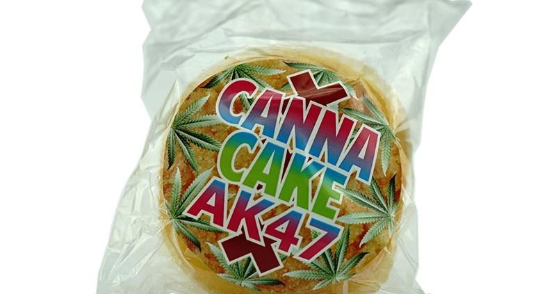 cake canapa