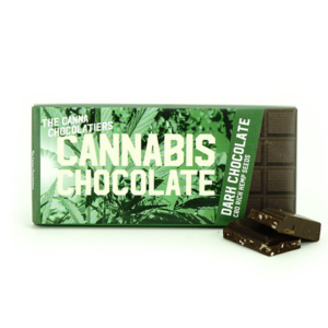 Cannabis Chocolate Dark 40g