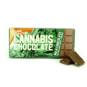 Cannabis Chocolate con Caramello 40g