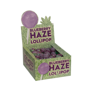 Lollipops Blueberry Haze