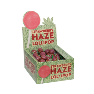 Lollipops Strawberry Haze