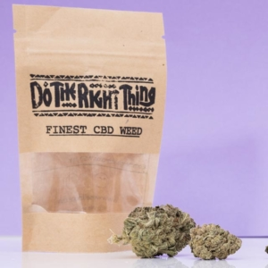 Do The Right Thing Infiorescenze CBD
